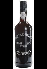 Desert Wine NV, Broadbent Fine Rich Sweet Colheita, Madeira Red Blend, Sta. Cruz, Portugal, 19% Alc, CT86, TW89