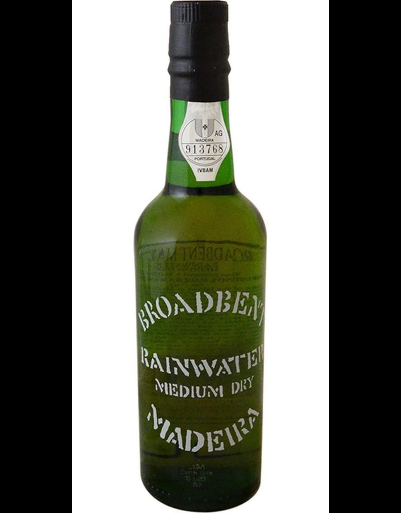 Desert Wine NV, Broadbent Rainwater Med Dry, Malmsey, Sta. Cruz, Madeira, Portugal, 19% Alc, CT88, RP90