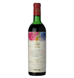 Red Wine 1970, Mouton-Rothschild, Pauillac