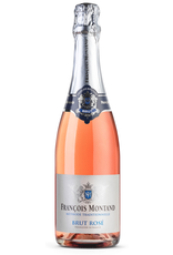 Sparkling Wine NV, Francois Montand Rose Brut, Sparkling, Jura Vineyards, Champagne, France, 12% Alc, CT88, TW90