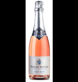 Sparkling Wine NV, Francois Montand Rose Brut, Champagne