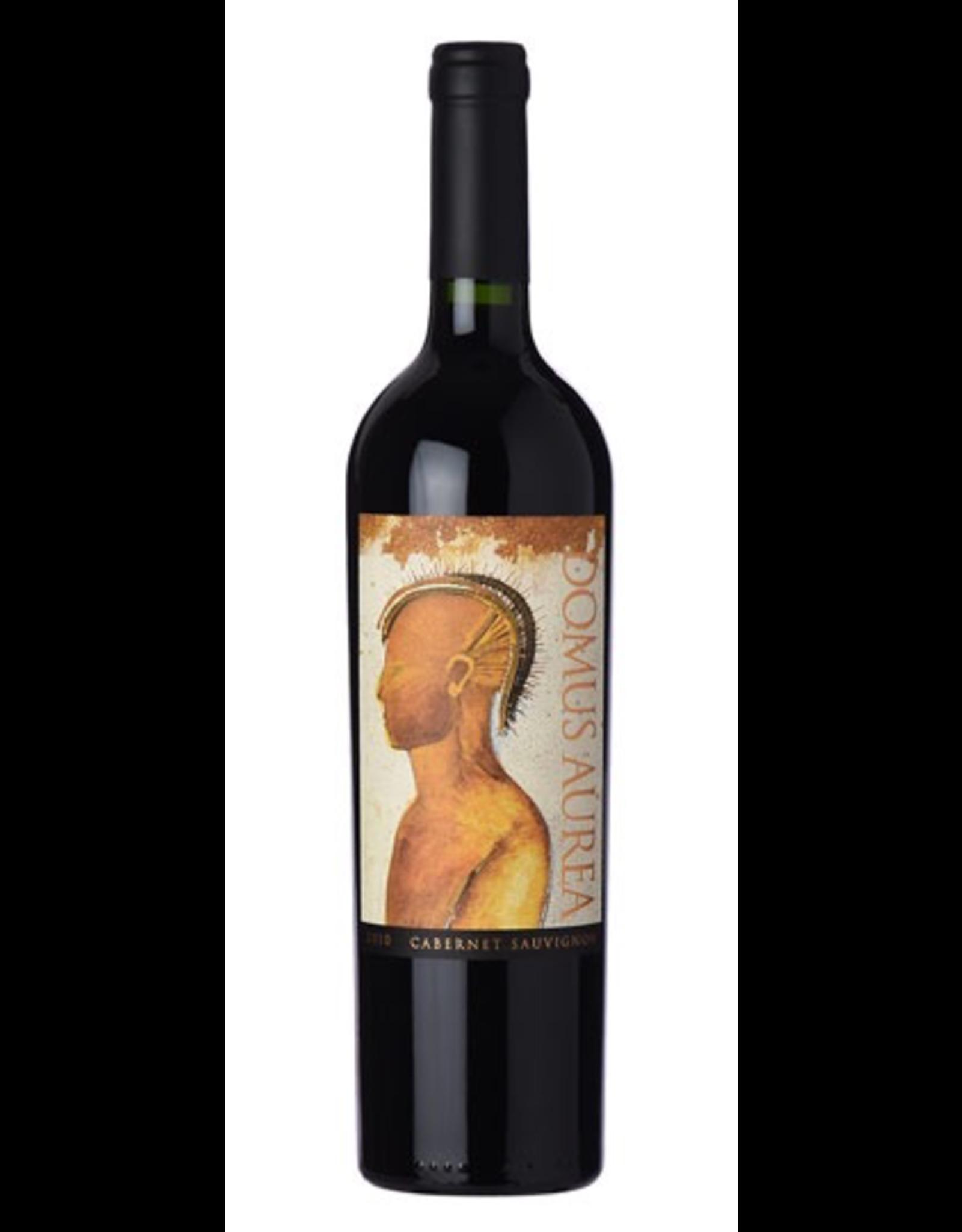 Red Wine 2010 Domus Aurea, Cabernet Sauvignon, Clos Quebrada de Macul Vineyard, Upper Maipo Valley, Chile, 14% Alc, RP96 CT90.3