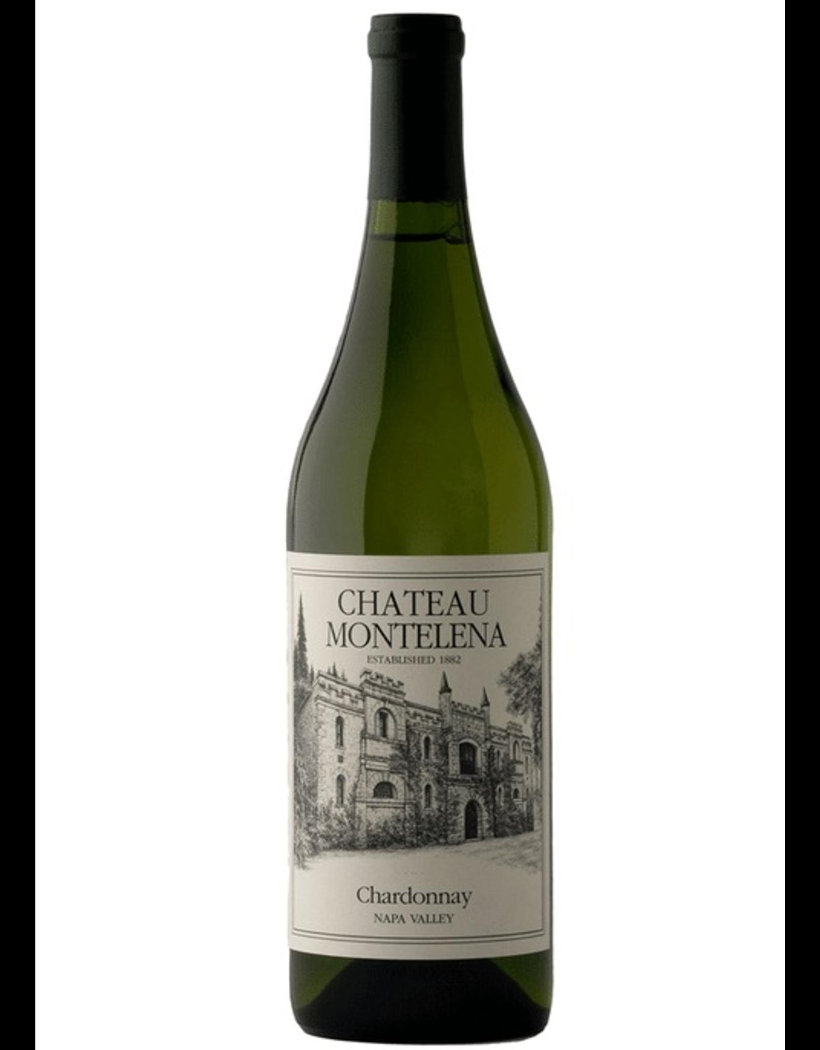 White Wine 2016, Chateau Montelena, Chardonnay, Napa Valley, Napa, California, 13.8% Alc, CTnr, TW94