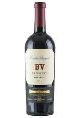Red Wine 2016, BV Tapestry Reserve, Bordeaux Red Blend, Rutherford, Napa Valley, California, 15.1% Alc, CTnr, JS93