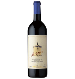 Red Wine 2016, Guidalberto by Tenuta San Guido, Super Tuscan