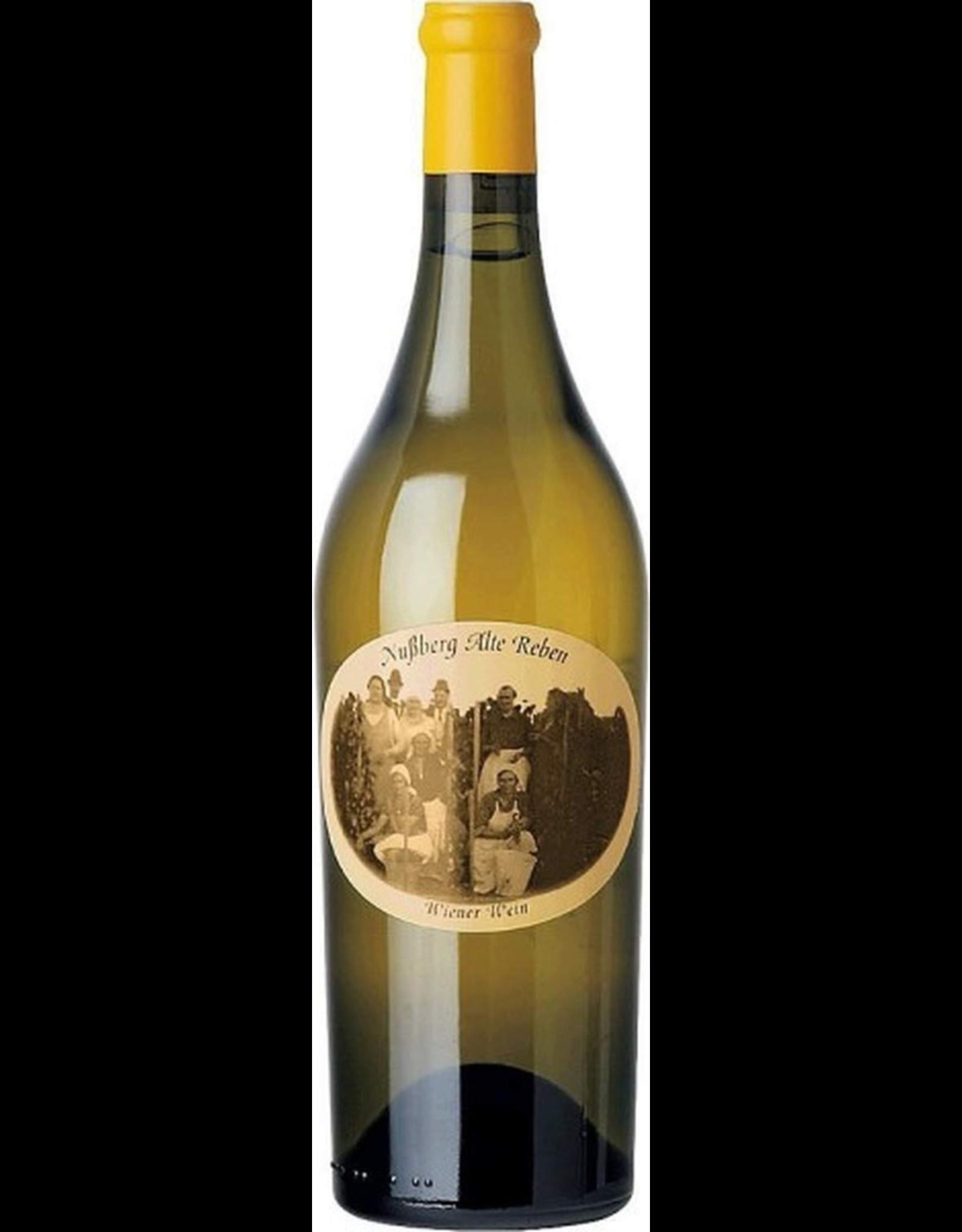 White Wine 2012, Weingut Wieninger Nusberg Alte Reben, White Blend, Wien, Niederosterreich, Austria, 14.5% Alc, CT93