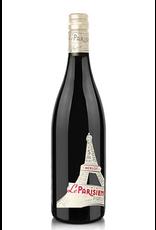 Red Wine 2016, Le Parisien, Merlot, Pays D'OC, Languedoc Roussillon, Sud De France, 13% Alc, CTnr