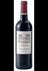 Red Wine 2014, Domaine Laroque, Cabernet Franc, Cite de Carcassonne, Languedoc Roussillon, France, 13.5% Alc, CT86