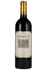 Red Wine 2013, Paradigm, Cabernet Franc,  Oakville, Napa, California, 14.9%, CT91.5