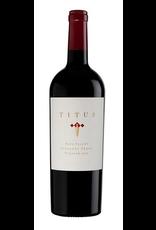 Red Wine 2017, Titus Vineyards, Cabernet Franc, St. Helena, Napa Valley, California, 14.9% Alc, CTnr