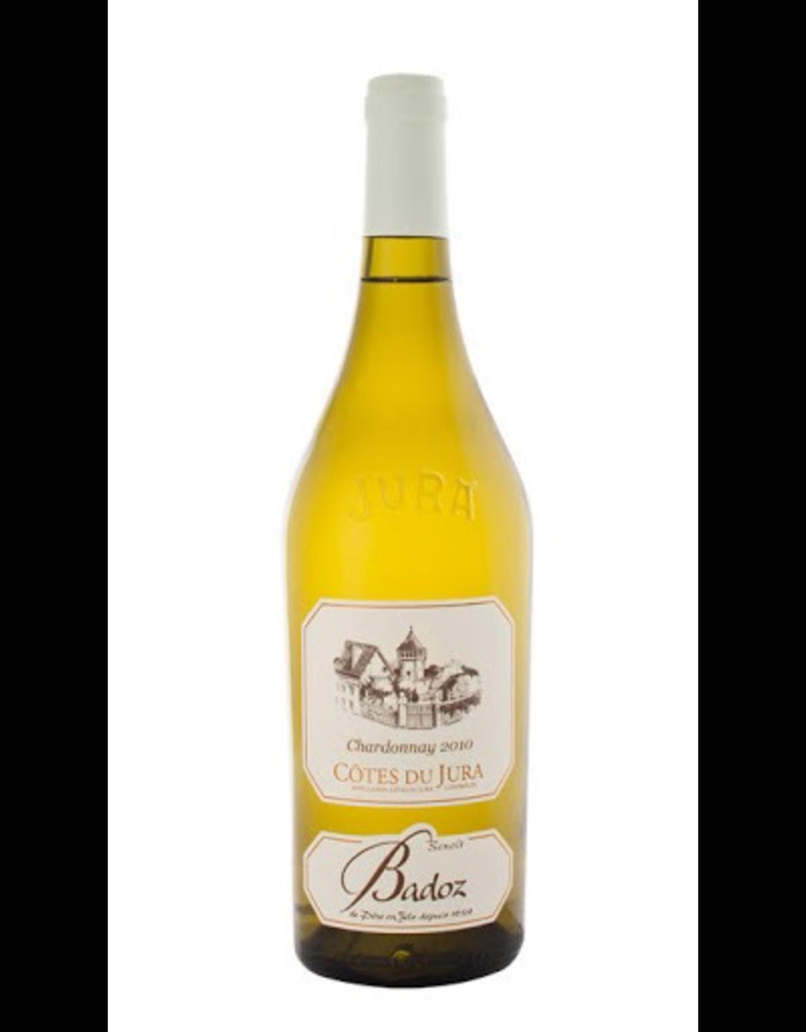 White Wine 2013, Benoit Badoz, Chardonnay, Cotes du Jura, Jura, France, 12.5% Alc, CTnr, TW92