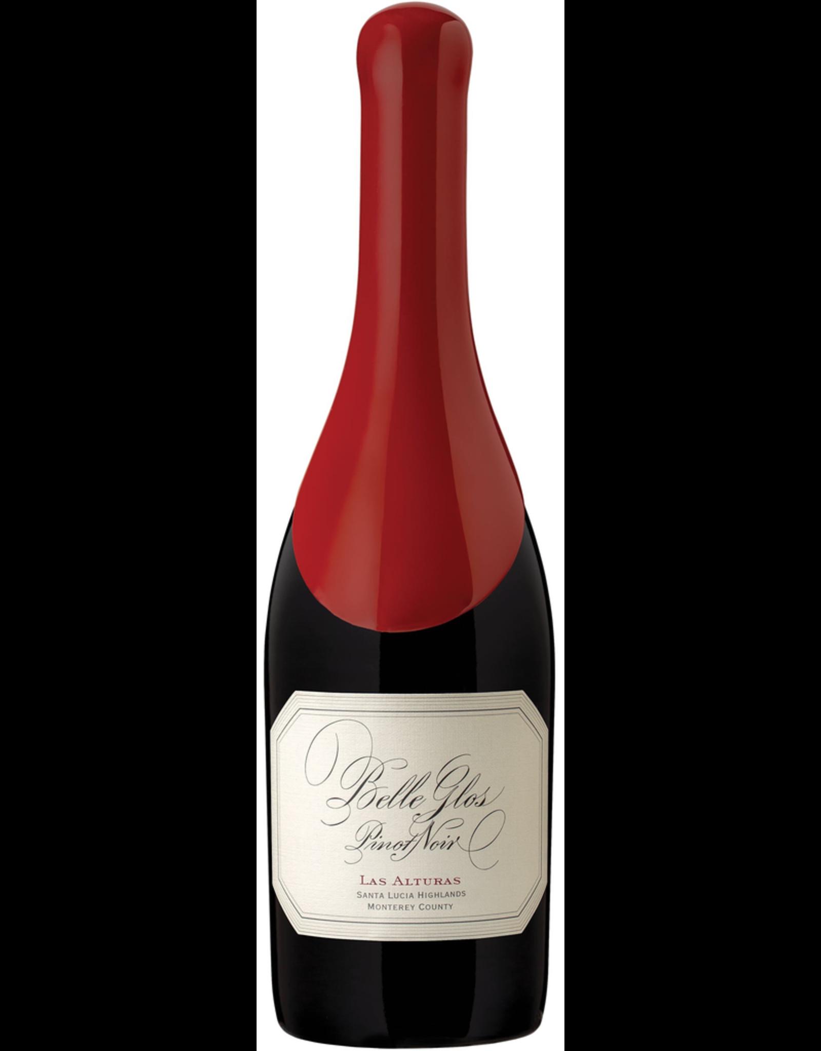 Red Wine Belle Glos, Las Alturas Vineyard, Pinot Noir, Santa Lucia Highlands, Monterey County, California,14.7% Alc, CT91