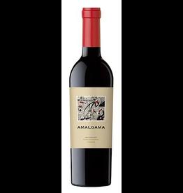 Red Wine 2013, Amalgama by Lagar De Bezana, Red Blend