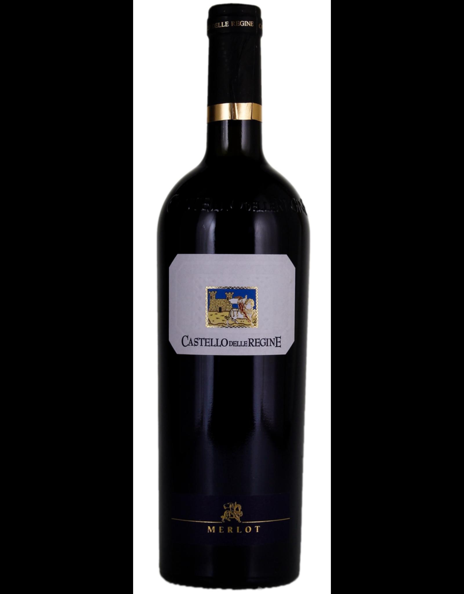 Red Wine 2007, Castello Delle Regine, Merlot, Amelia, Umbria, Italy, 13% Alc, CTnr