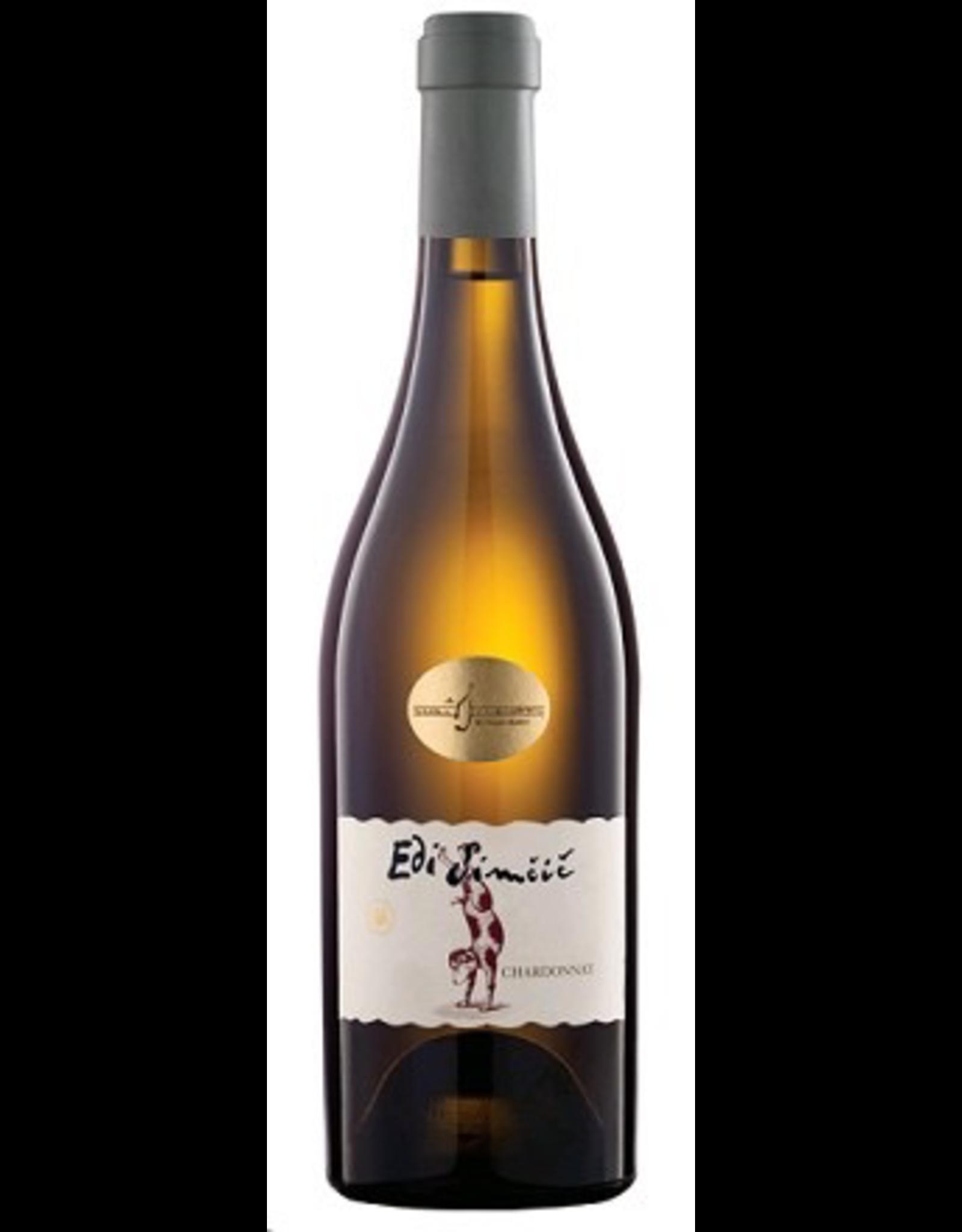 White Wine 2014, Edi Simcic, Chardonnay, Goriska Brda, Slovenia, 13% Alc, CTnr, TW92