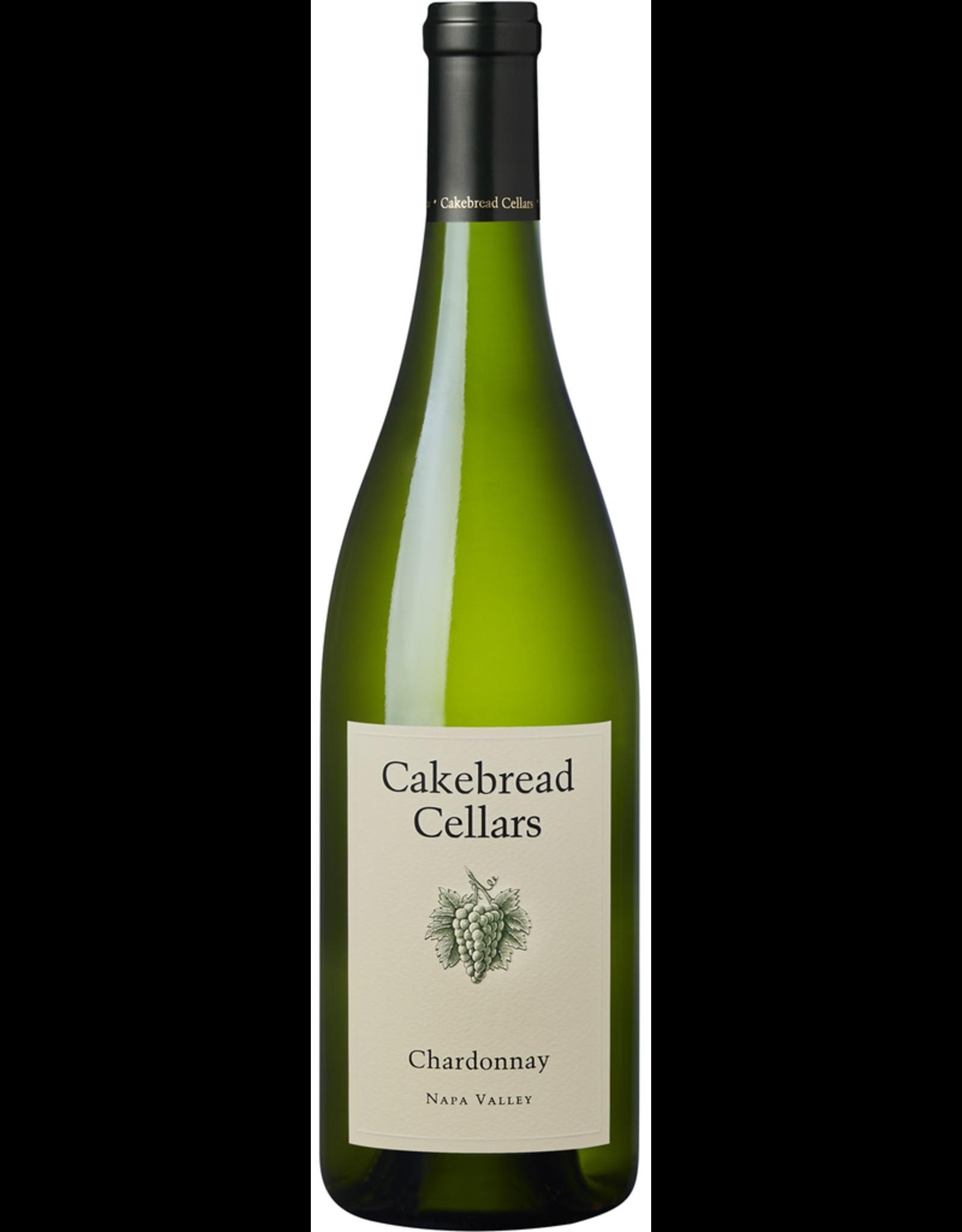 White Wine 2018, Cakebread Cellars, Chardonnay, Napa Valley, Napa, California, 13.7% Alc, CTnr, RP90