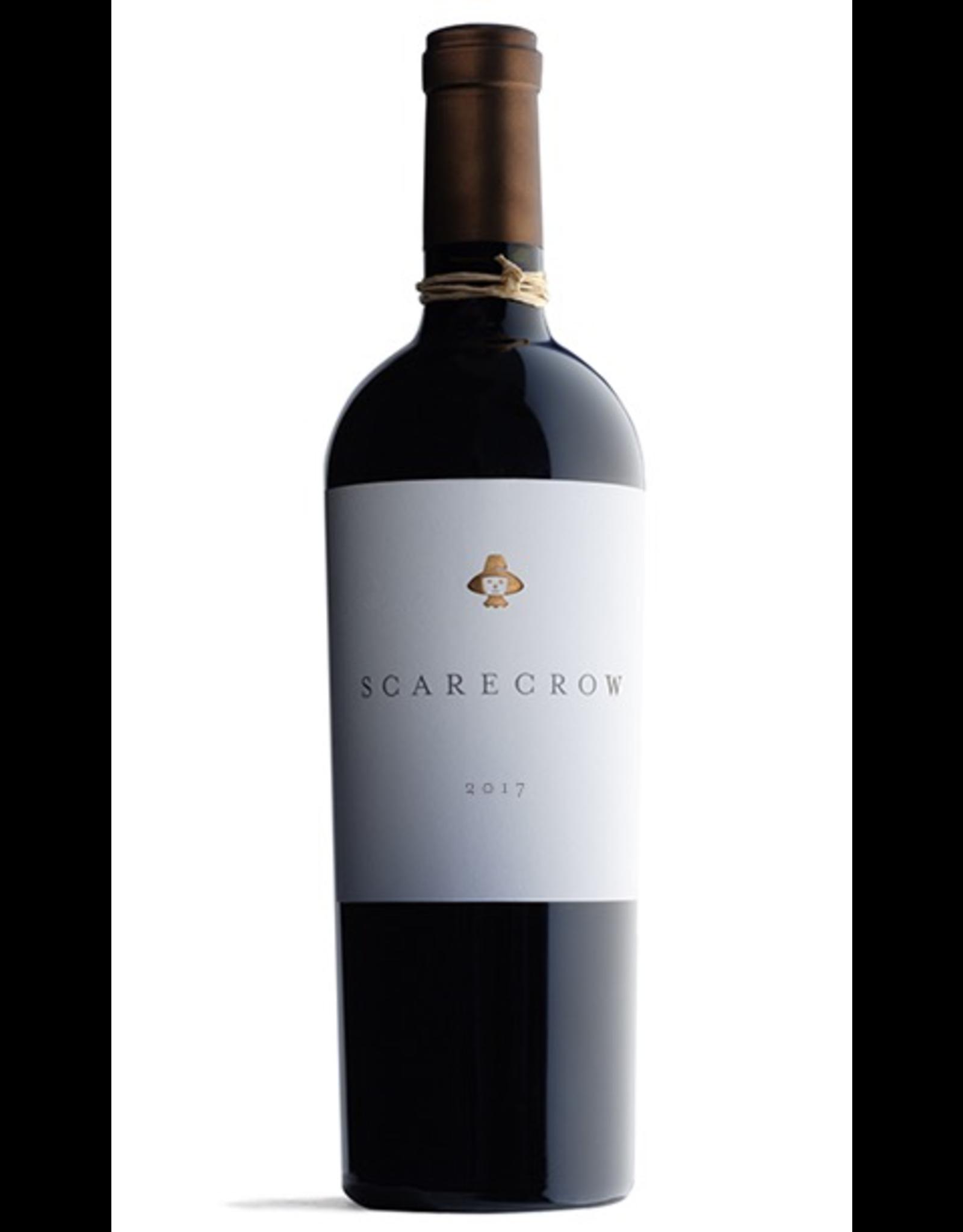 Red Wine 2017, Scarecrow, Cabernet Sauvignon, Rutherford, Napa Valley, California, 14.9% Alc, CTnr  RP97