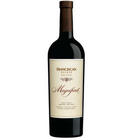 Red Wine 2014, Franciscan, Magnificat