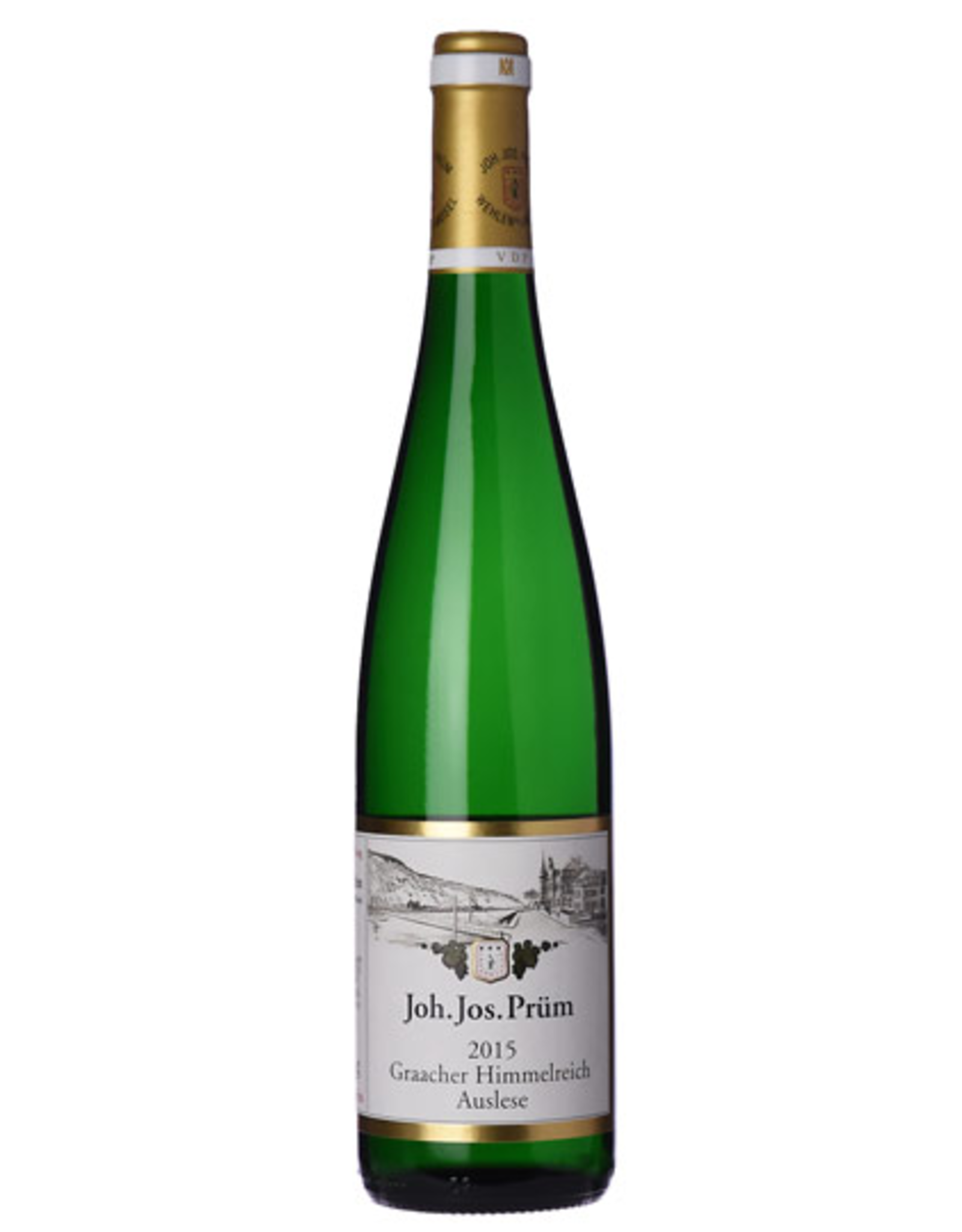 White Wine 2015, Joh. Jos. Prum Auslese, Riesling, Graacher Himmelreich,  Mosel, Germany, 7.5% Alc, CT93, JS96