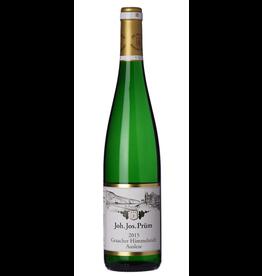 White Wine 2015, J. J. Prum, Himmelreich, Auslese, Rieseling