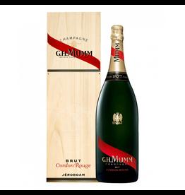 Sparkling Wine NV, 3L G.H.Mumm 3 Liter, Cordon Rouge, Champagne