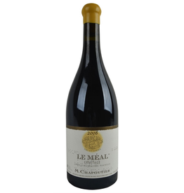 Red Wine 2008, M. Chapoutier Ermitage Le Meal, Red Rhone Wine