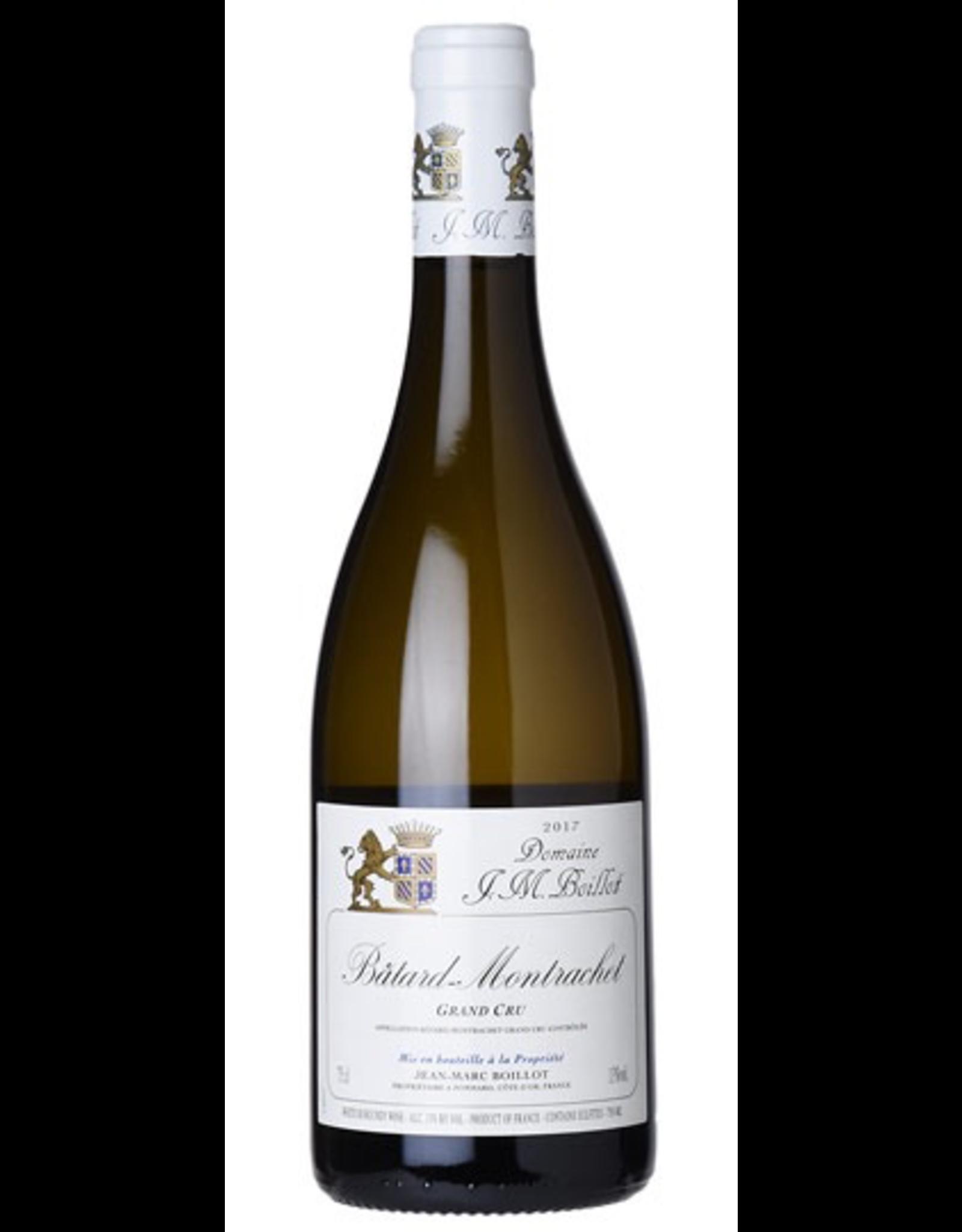 White Wine 2018, J.M. Boillot Batard-Montrachet Grand Cru, Chardonnay, Batard-Montrachet, Burgundy, France, 13% Alc, CTnr