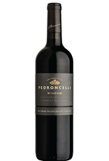 Red Wine 2014, Pedroncelli Wisdom, Cabernet Sauvignon, Dry Creek Valley, Sonoma County, California, 14.5% Alc, CTnr