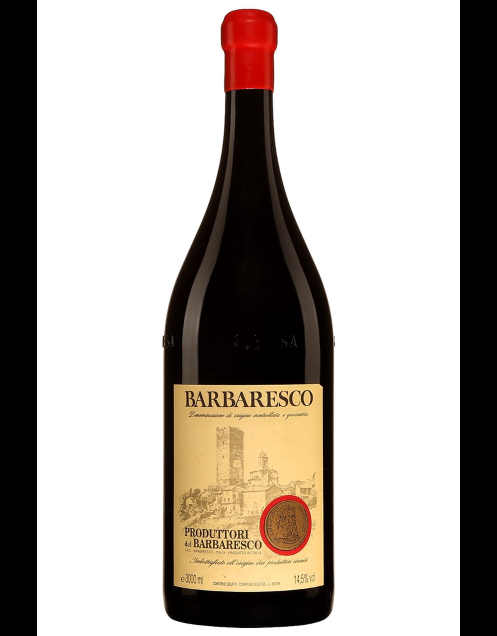 Red Wine 2016, 3L Produttori del Barbaresco 3 Liter, Nebbiolo, Barbaresco, Piemonte, Italy, 14.5% Alc, CTnr