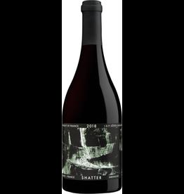 Red Wine 2018, Shatter, Grenache
