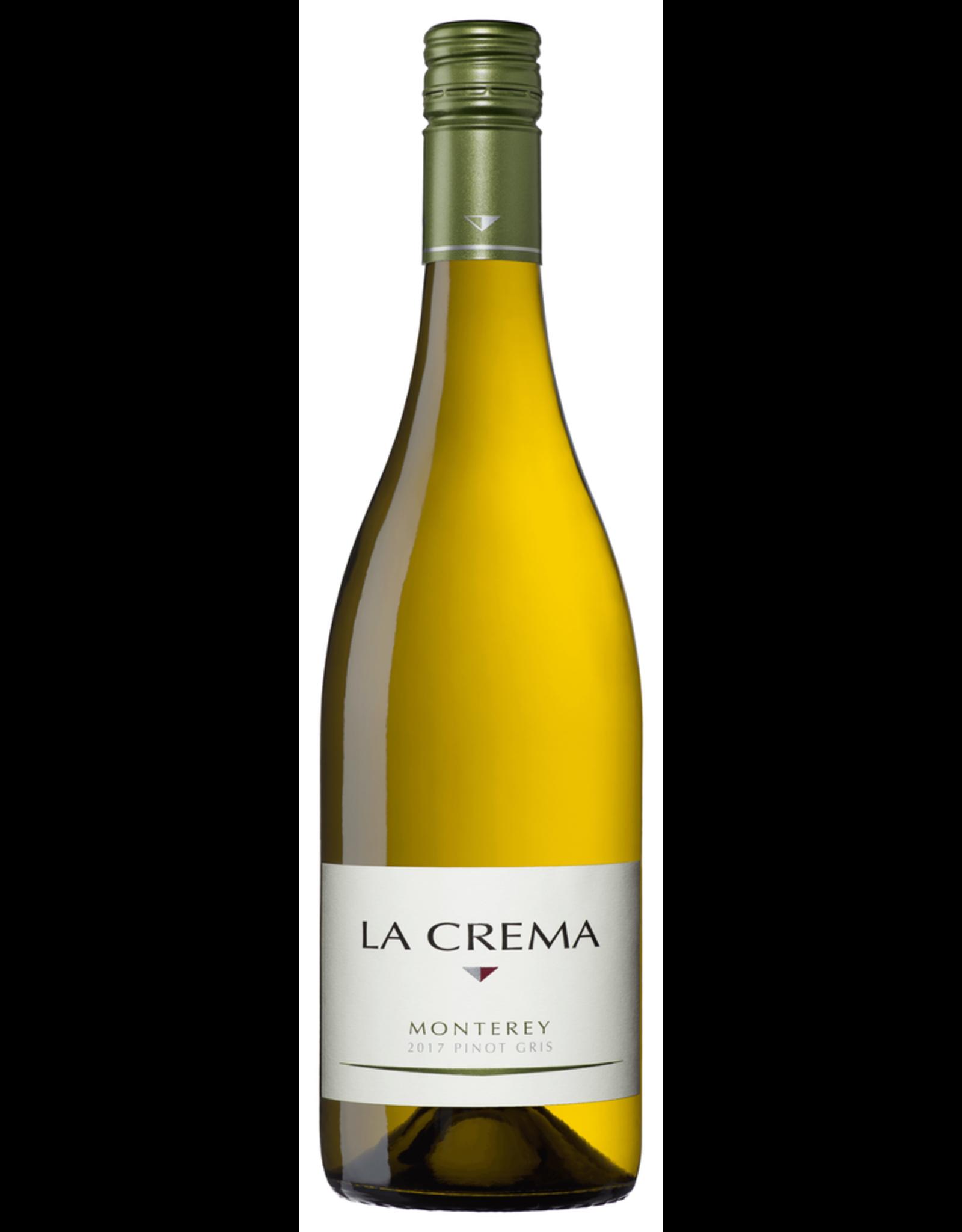 White Wine 2017, La Crema, Pinot Gris, Monterey, Central Coast, California, 13.5% Alc, CTnr, TW88