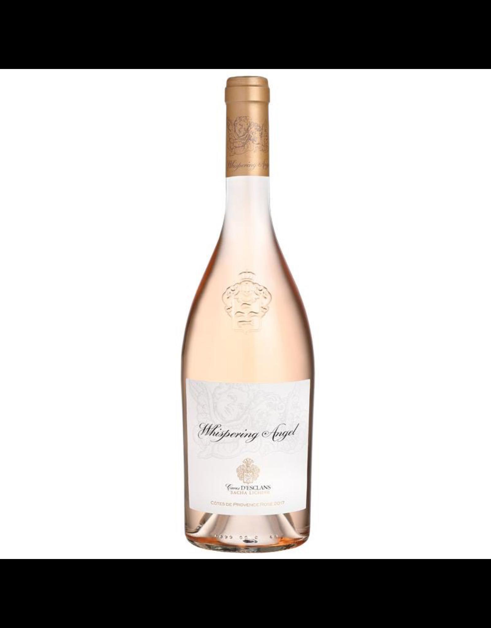 Rose Wine 2017, 1.5L Chateau d'Esclans Whispering Angel MAGNUM, Rose, Cotes De Provence, Provence, France, 13% Alc, CTnr