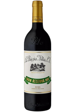 Red Wine 2009, La Rioja Alta S.A. Gran Reserva Rioja, Red Tempranillo Blend, Haro, Rioja, Spain, 13.5% Alc, CT