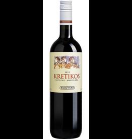 Red Wine 2018, Kretikos, Red Blend