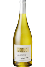 White Wine 2016, Davis Bynum River West Vineyard, Chardonnay, Russian River, Sonoma, California, USA, 14.5% Alc, CT, RP90