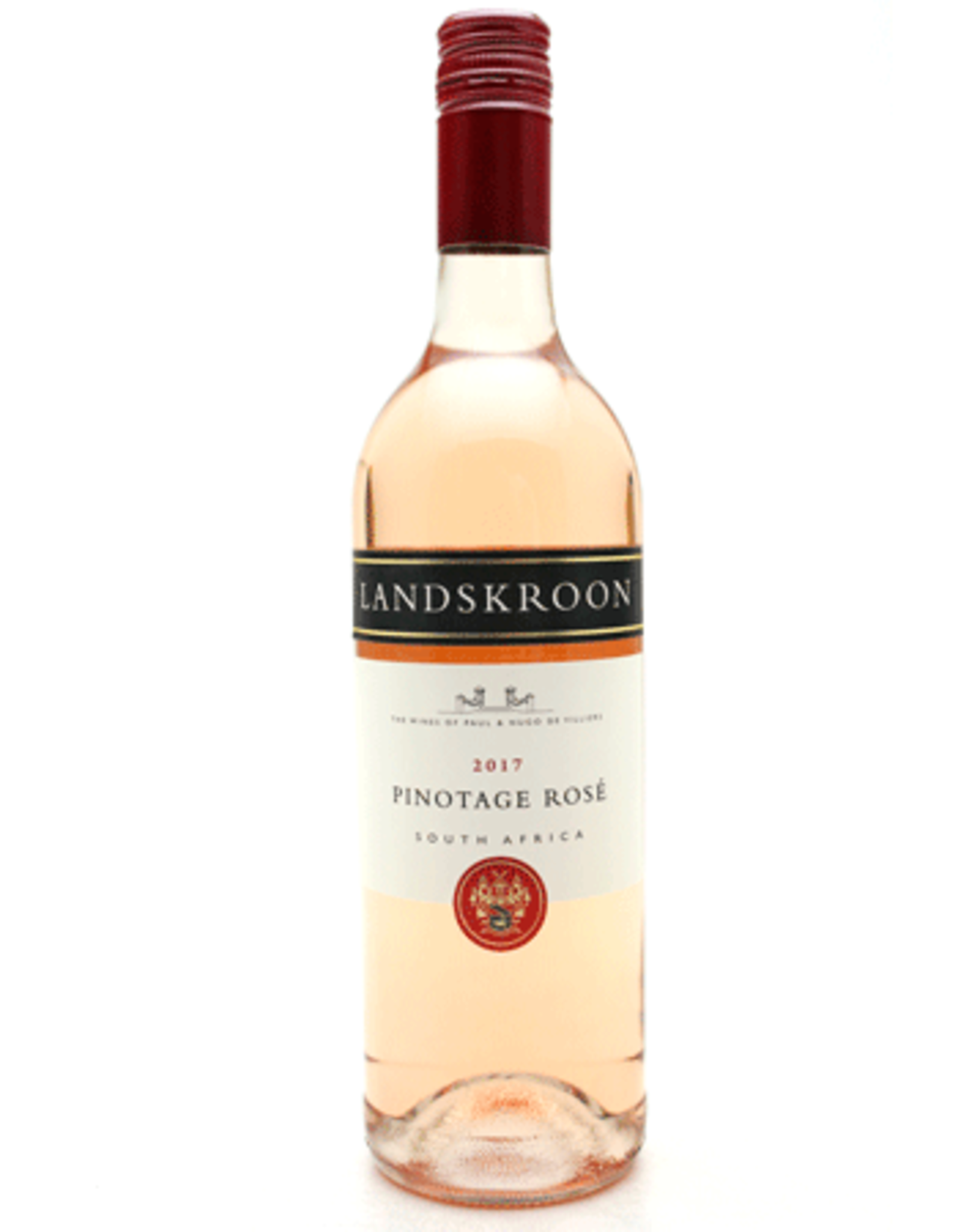 Rose Wine 2017, Landskroon, Rose of Pinotage, Paarl, South Africa, 12% Alc