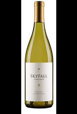 White Wine 2017, Skyfall, Pinot Gris, Multi-regional Blend, Columbia Valley, Washington, 13.0% Alc, CTnr