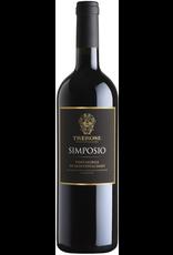 Red Wine 2010, Trerose SIMPOSIO Vino Nobile Di Montepulchiano, Sangiovese, Garantita, Montepulciano d'Abruzzo, Italy, 14.5% Alc,