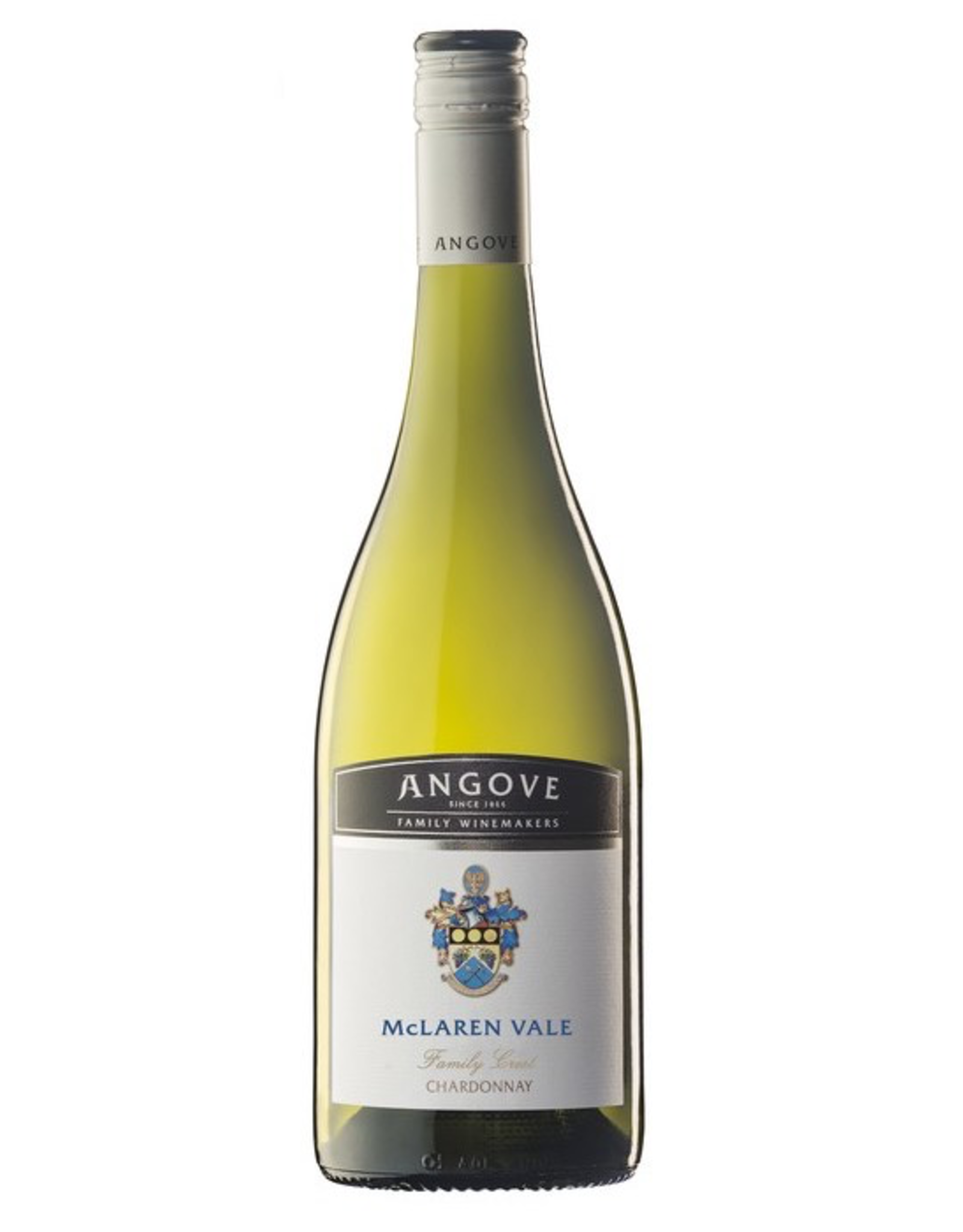 White Wine 2016, Angove Family, Chardonnay, McLaren Vale, South Australia, Australia, 12.5% Alc, CTnr, TW91