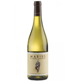 White Wine 2014, MARIUS by M. Chapoutier, Vermentino/Terret