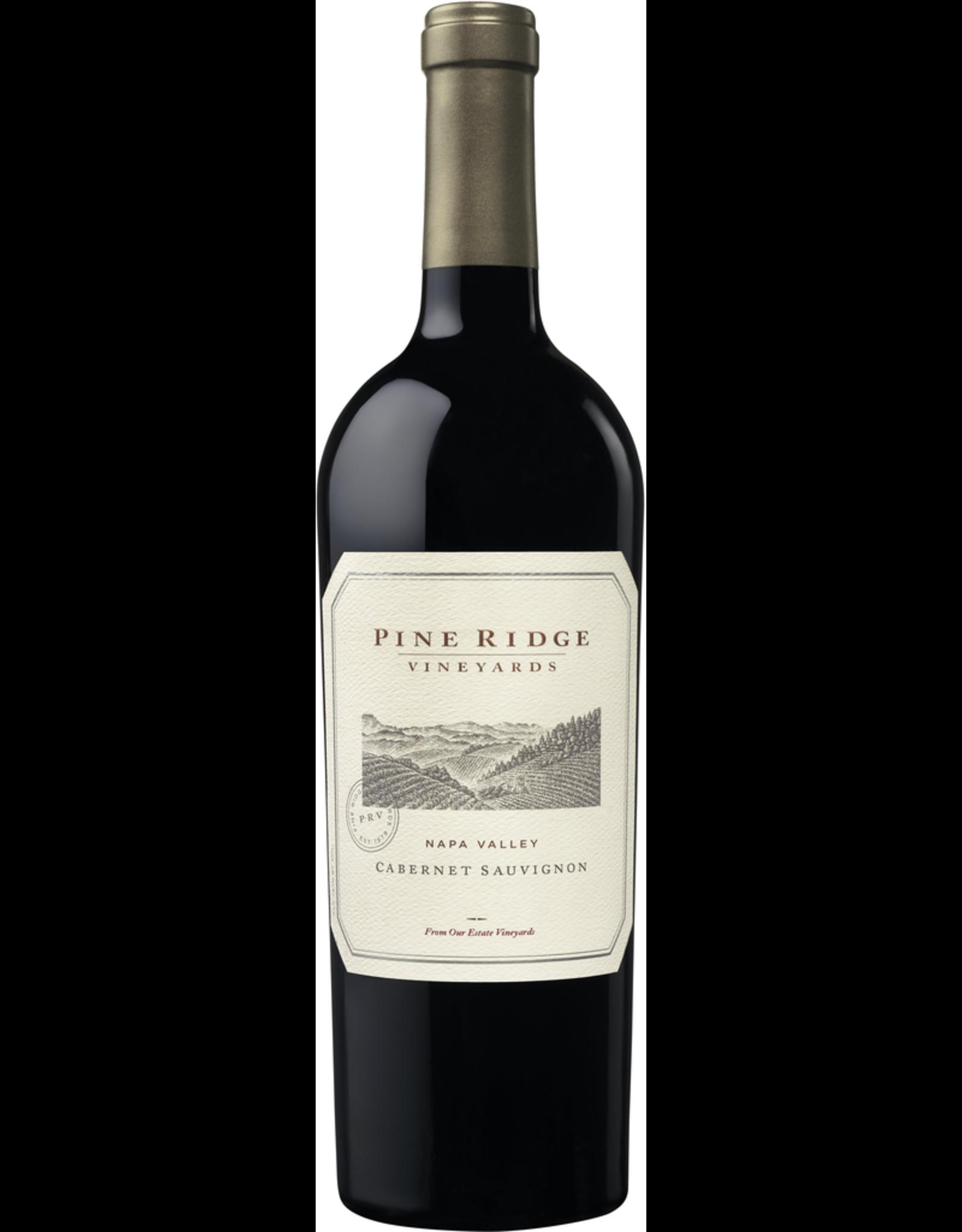 White Wine 2016, Pine Ridge, Cabernet Sauvignon, Napa Valley, California, USA, 14.8% Alc, CTnr, JS91, TW92