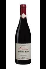 Red Wine 2015, Ogier Artesis, Grenache/Syrah Blend, Cotes du Rhone, Southern Rhone, France, 14.5% Alc, CTnr
