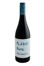 Red Wine 2018, Bura Estate, Plavac Mali, Dalmatia, Peljesac, Croatia, 13% Alc, CTnr, TW91