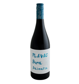 Red Wine 2018, Bura Estate, Plavac Mali