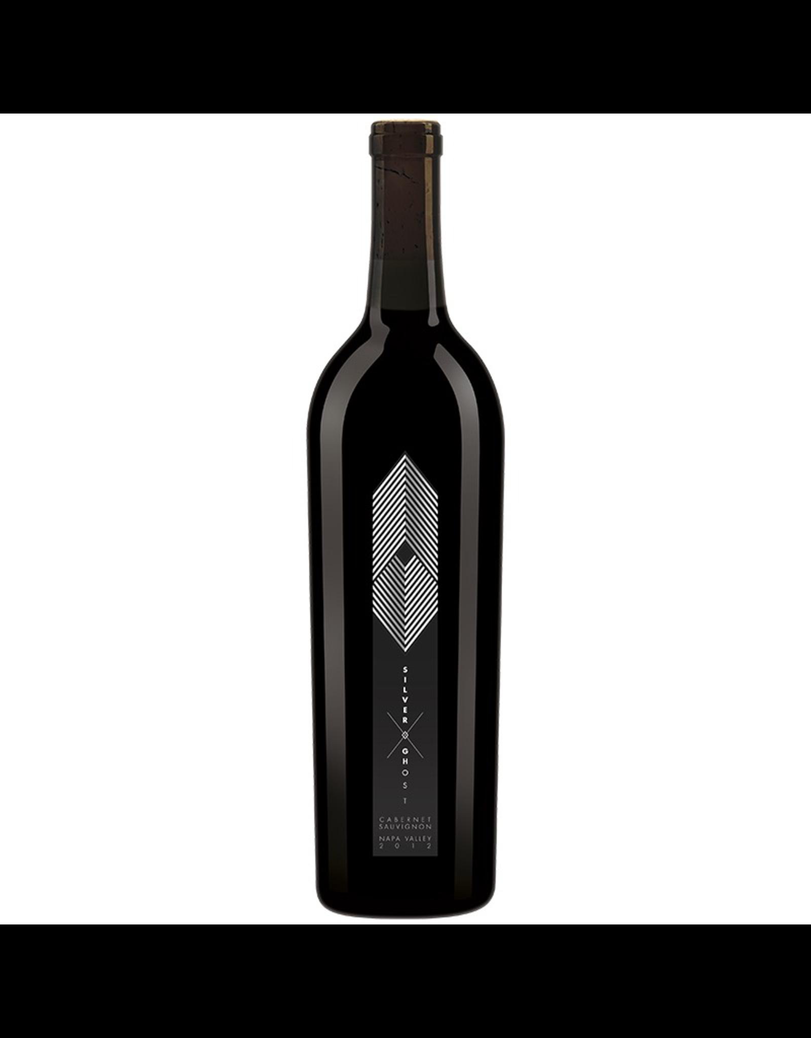 Red Wine 2017, Silver Ghost, Cabernet Sauvignon, Napa Valley, Napa, California, 14.5% Alc, CTnr WE91