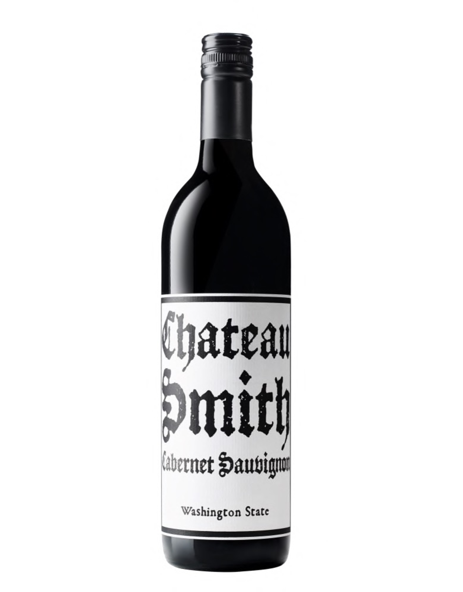 Red Wine 2017, Chateau Smith, Cabernet Sauvignon, Multi-regional Blend, Mattawa, Washington, USA, 14% Alc, CTnr