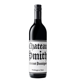 Red Wine 2017, Chateau Smith, Cabernet Sauvignon