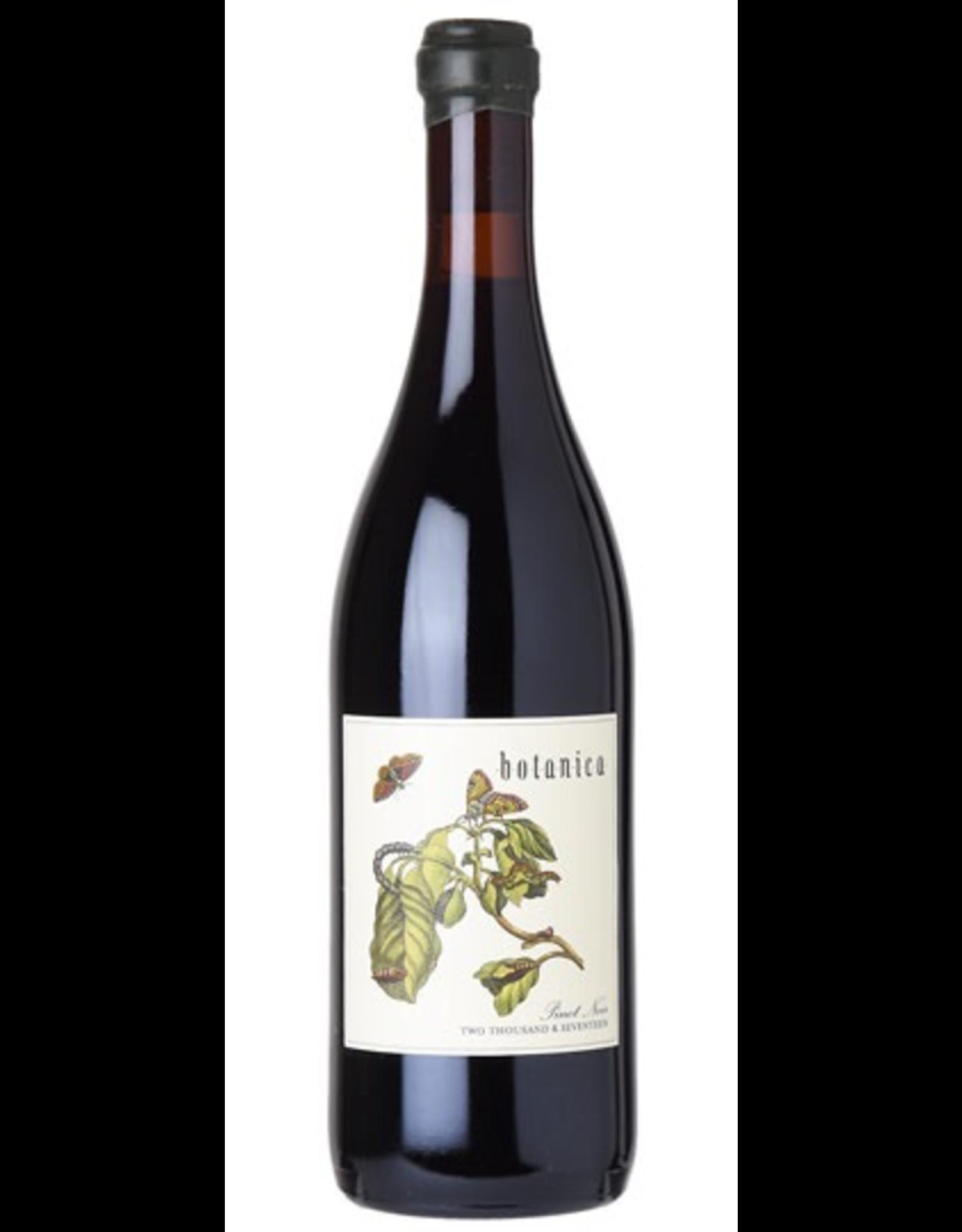 Red Wine 2017, Antica Terra Botanica, Pinot Noir, Eola-Amity Hills, Willamette Valley, Oregon, 14.0% Alc, CT93.6 JS97