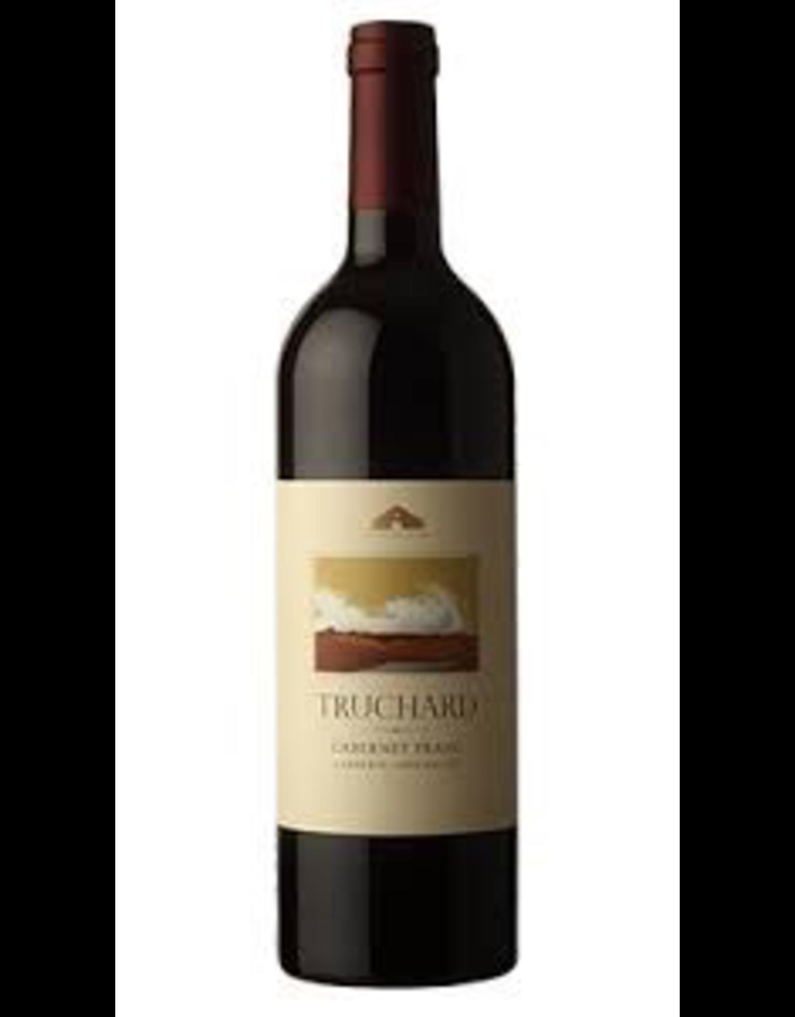 Red Wine 2018, Truchard Vineyards, Cabernet Franc, Carneros, Napa, California, 14.2% Alc, CTnr TW93
