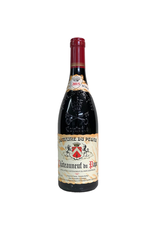 Red Wine 2015, Domaine Du Pegau Cuvee Reservee, Red Rhone Blend, Chateauneuf-Du-Pape, Southern Rhone, France, 14% Alc, CT